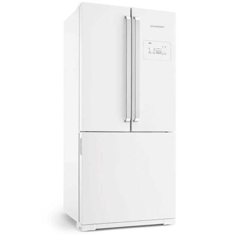 Imagem de Geladeira Refrigerador Brastemp 540 Litros 3 Portas Frost Free Side Inverse Classe A - BRO80ABANA