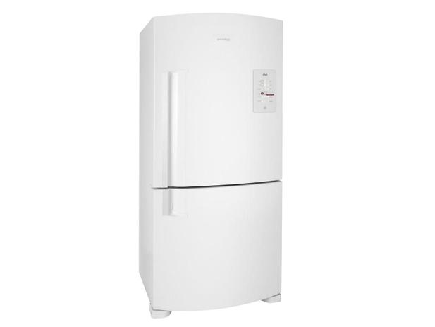 Geladeira/Refrigerador Brastemp Frost Free 573L - Ative! Inverse Maxi BRE80ABANA Branco - 110V