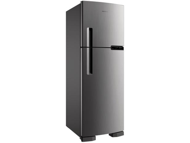 Geladeira/Refrigerador Brastemp Frost Free Duplex - 375L BRM44HKBNA - 220V