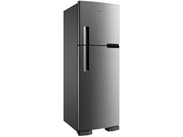 Geladeira/Refrigerador Brastemp Frost Free Duplex - 375L BRM44HKANA - 110V