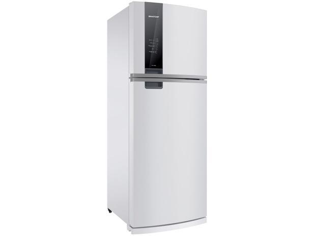 62b15e67fb Geladeira Refrigerador Brastemp Frost Free Duplex - 462L BRM56ABANA Branca