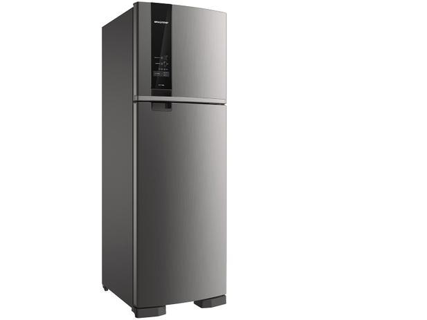 Geladeira/Refrigerador Brastemp Frost Free Evox - Duplex 400L BRM54 HKBNA - 220V