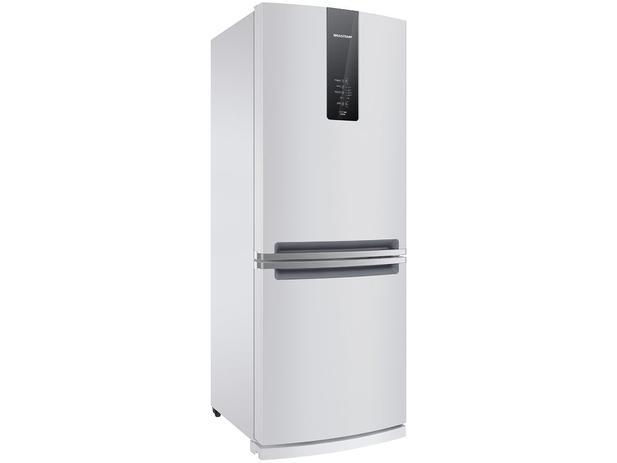 Geladeira/Refrigerador Brastemp Frost Free Inverse - 443L Painel Touch BRE57ABBNA Branco - 220V