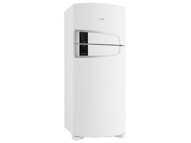 Geladeira/Refrigerador Consul Frost Free Duplex - 405L Painel Digital Touch CRM51ABANA Branco