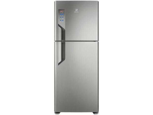 Geladeira/Refrigerador Electrolux Frost Free - Duplex Platinium 431L TF55S Top Freezer - 110V