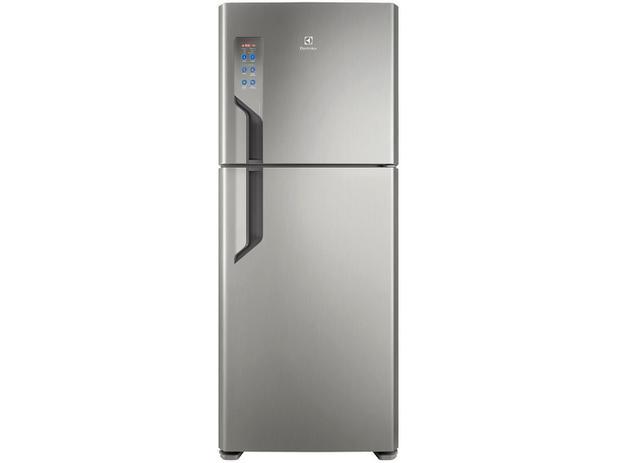 Geladeira/Refrigerador Electrolux Frost Free - Duplex Platinium 431L TF55S Top Freezer - 220V