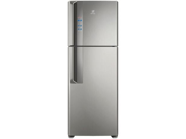 Geladeira/Refrigerador Electrolux Frost Free - Duplex Platinum 474L DF56S Top Freezer - 220V
