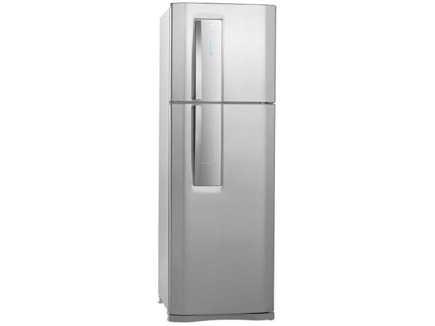 Geladeira/Refrigerador Electrolux Frost Free Inox - Duplex 382L DF42X - 110V