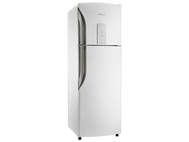 Geladeira/Refrigerador Panasonic Frost Free - Duplex 387L re generation NR-BT40BD1W Branco - 220V