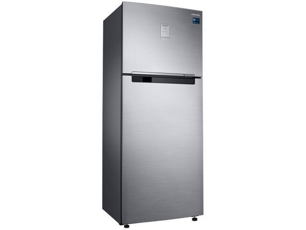 Geladeira/Refrigerador Samsung Frost Free Inox - Duplex 453L 5-em-1 Twin Cooling Plus RT6000K - 220V