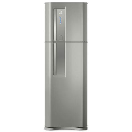 Imagem de Geladeira/Refrigerador Top Freezer cor Inox 382L Electrolux (TF42S)