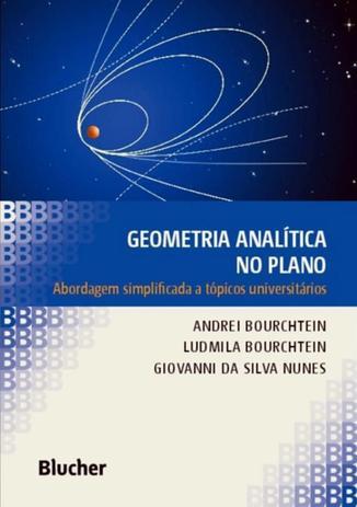 Imagem de Geometria analitica no plano - Edgard Blucher