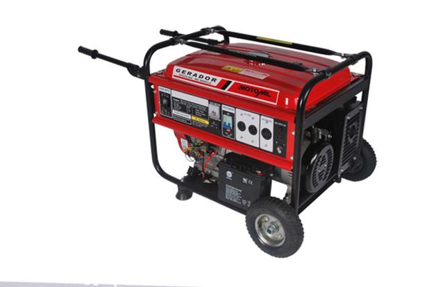 328d65a1904 Gerador de energia a gasolina 6000w mg-6000cle 127 220v motomil ...