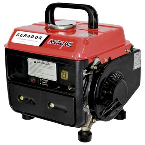 b887025202a Gerador De Energia À Gasolina 800w 1.5hp Mg950 Motomil - Gerador de ...