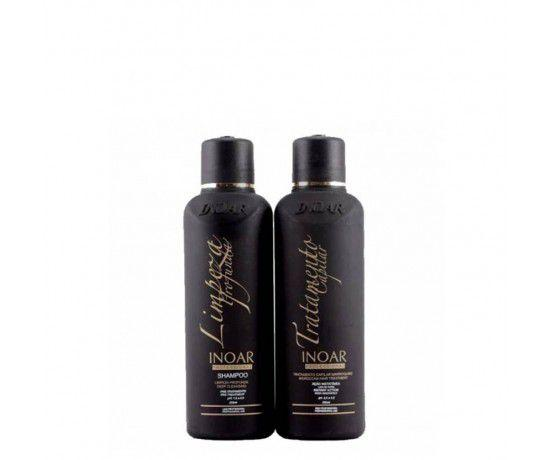 388d1b4a4 Ghair Escova Progressiva Marroquina 2 X 250 Ml - G-hair ...