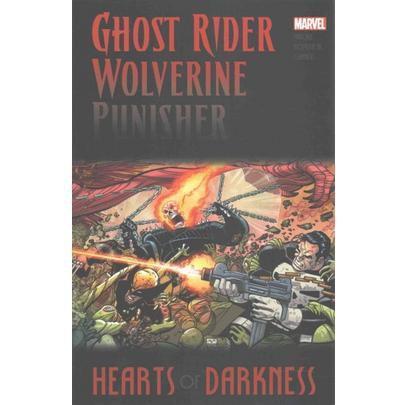 Imagem de Ghost Rider/Wolverine/Punisher - Hearts Of Darkness