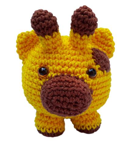 Giraffe Crochet Amigurumi Pattern | Jirafas amigurumis, Ganchillo ... | 463x431