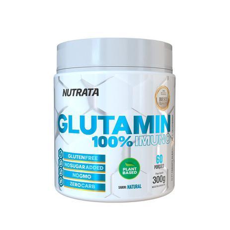 Imagem de Glutamina 100% Imuno 300g Nutrata