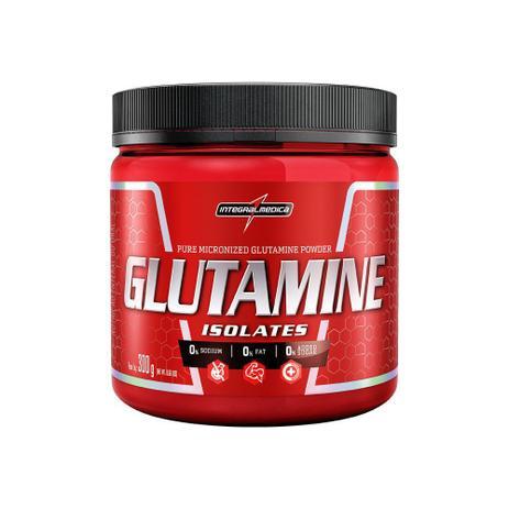 Imagem de Glutamina Isolates (300g) - Integralmédica