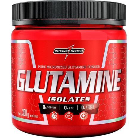 Imagem de Glutamina Pura Isolates 300g - Integral Medica