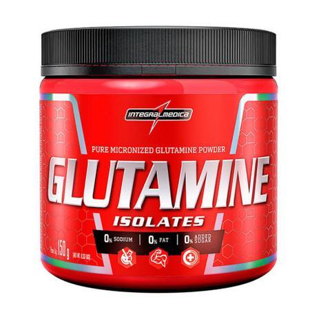 Imagem de Glutamine Isolates Natural (150g)