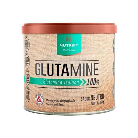 Imagem de GLUTAMINE NUTRIFY 150g