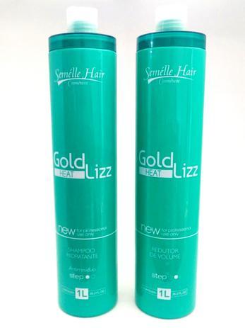 69bbb8c41 Gold Lizz Progressiva 0 Formol Semélle Hair 2x1 - Semélle hair cosméticos
