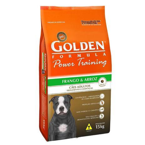 Imagem de Golden Power Training Para Cães Adultos 15kg