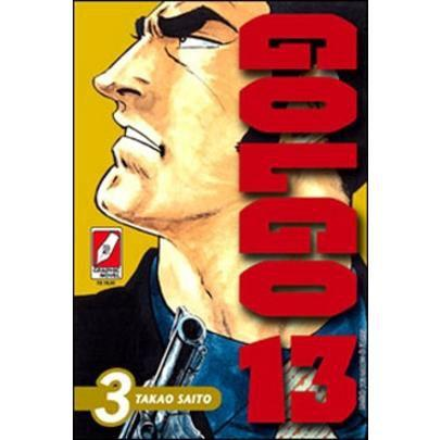 Imagem de Golgo 13 - Volume 3 - Jbc