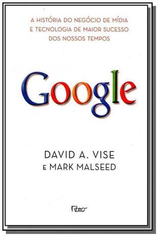 Imagem de Google: a historia do negocio de midia e tecnologi