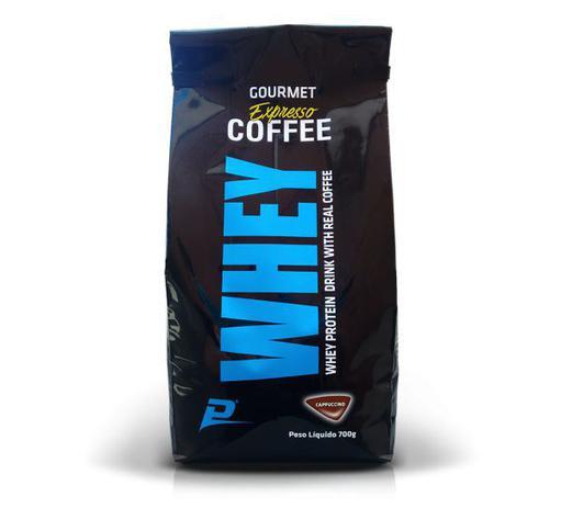 Imagem de Gourmet Expresso Coffee Whey 700g Performance Cappuccino