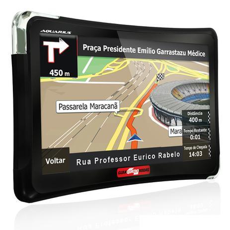 Imagem de GPS Automotivo Quatro Rodas 5.0