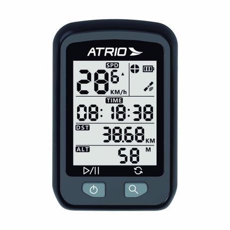 Imagem de Gps Para Ciclismo Atrio Iron - BI091