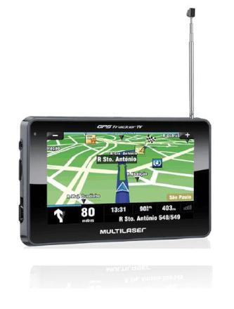 Imagem de Gps Tracker III Com Tv Multilaser - GP034