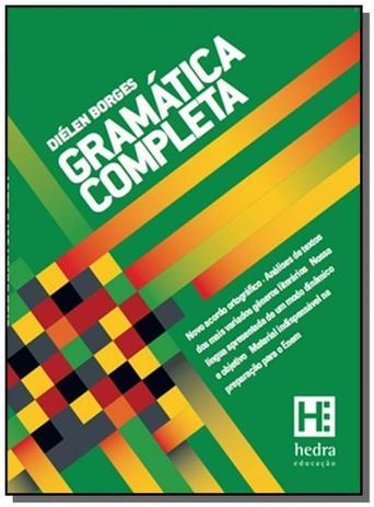 Imagem de Gramatica completa - Hedra
