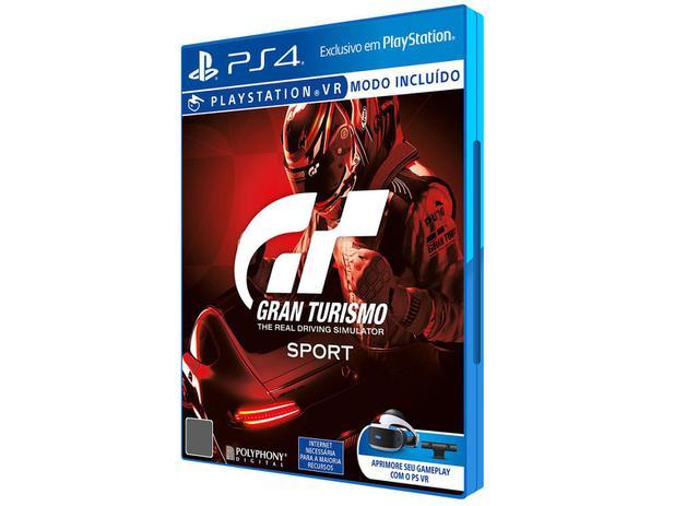 Gran Turismo Sport para PS4 - Polyphony Digital