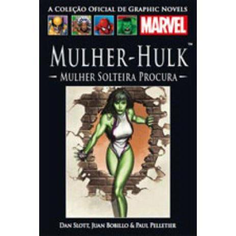 Imagem de Graphic Novels Marvel Mulher-Hulk