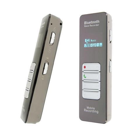 Imagem de Gravador de Voz para Espionagem em Conversas Ocultas Escuta Telefonica de 12GB