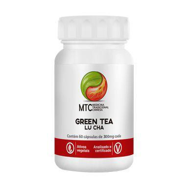 Imagem de Green Tea - Lu Cha 60 Capsulas Vitafor