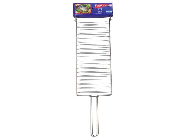 Grelha para Churrasqueira 26,5cm Mor - Super Grill 02