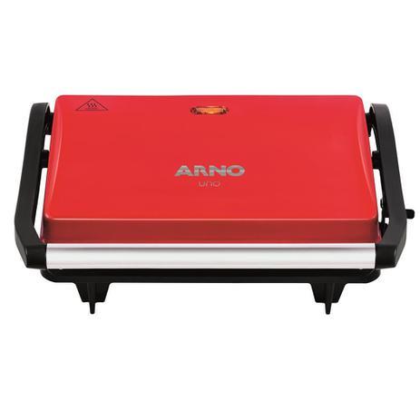 Imagem de Grill Arno Compact Uno 760W Vermelho 110V GUNO