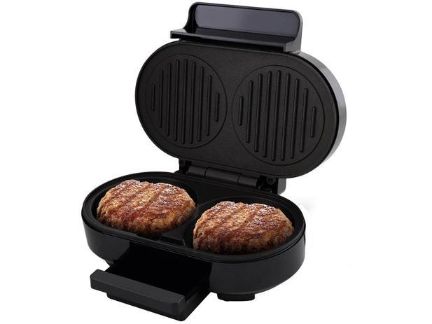 Imagem de Grill Britânia Gourmet Burger 1000W