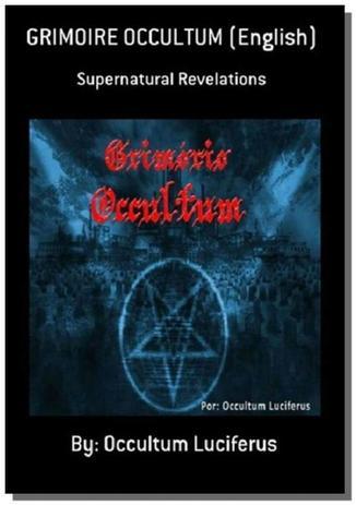 Menor preço em Grimorio occultum - revelacoes sobrenaturais - Autor independente