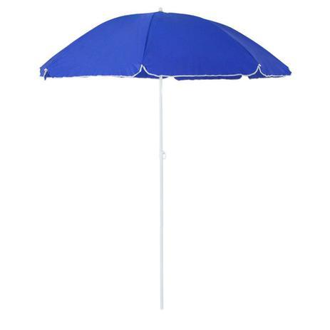 d0595f6ee0013 Guarda-Sol Caribe 2M Poliéster UV Azul NTK - Ombrelone - Magazine Luiza