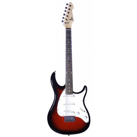 Imagem de Guitarra Peavey Raptor SSS Marrom Sunburst