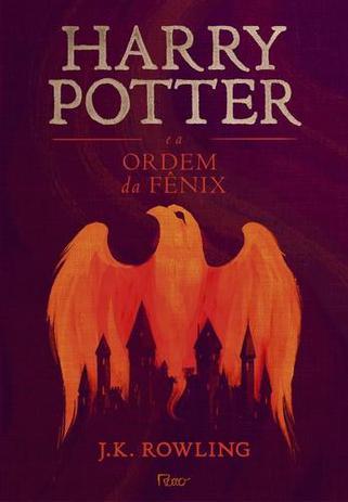 Imagem de Harry Potter e A Ordem da Fênix (Capa Dura)