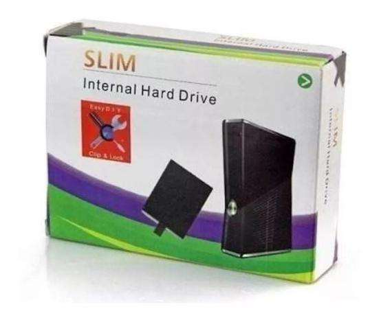 Imagem de HD 250GB Para Video Game Xbox 360 Slim e Super Slim