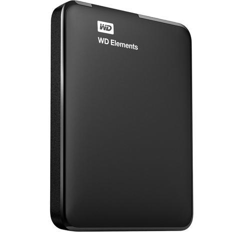 Imagem de HD Externo 1TB WD WDBUZG0010BBK - Western Digital