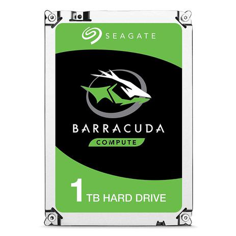 Imagem de HD Notebook Seagate Barracuda 1TB SATA3 5400RPM 2,5