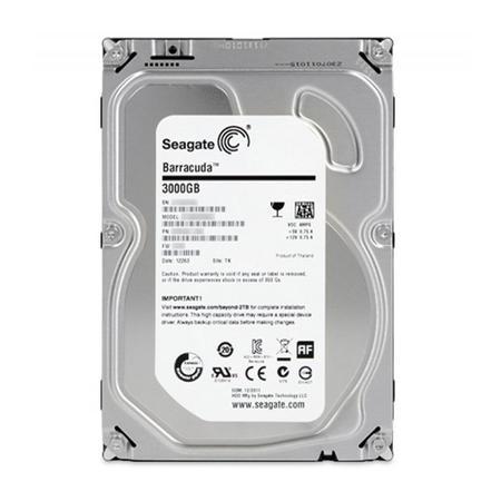 Imagem de HD Seagate 3TB SATA III 7200RPM - ST3000DM001
